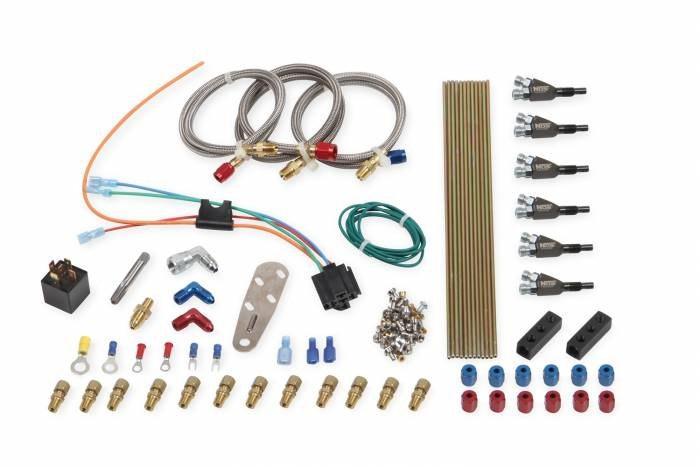 Zestaw montażowy nitro dla 6 cylindrów - GRUBYGARAGE - Sklep Tuningowy